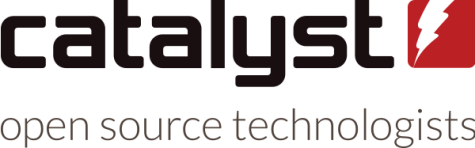 Catalyst IT open source technologists logo